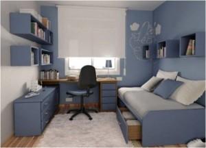 Modrá izba pre tínedžerov